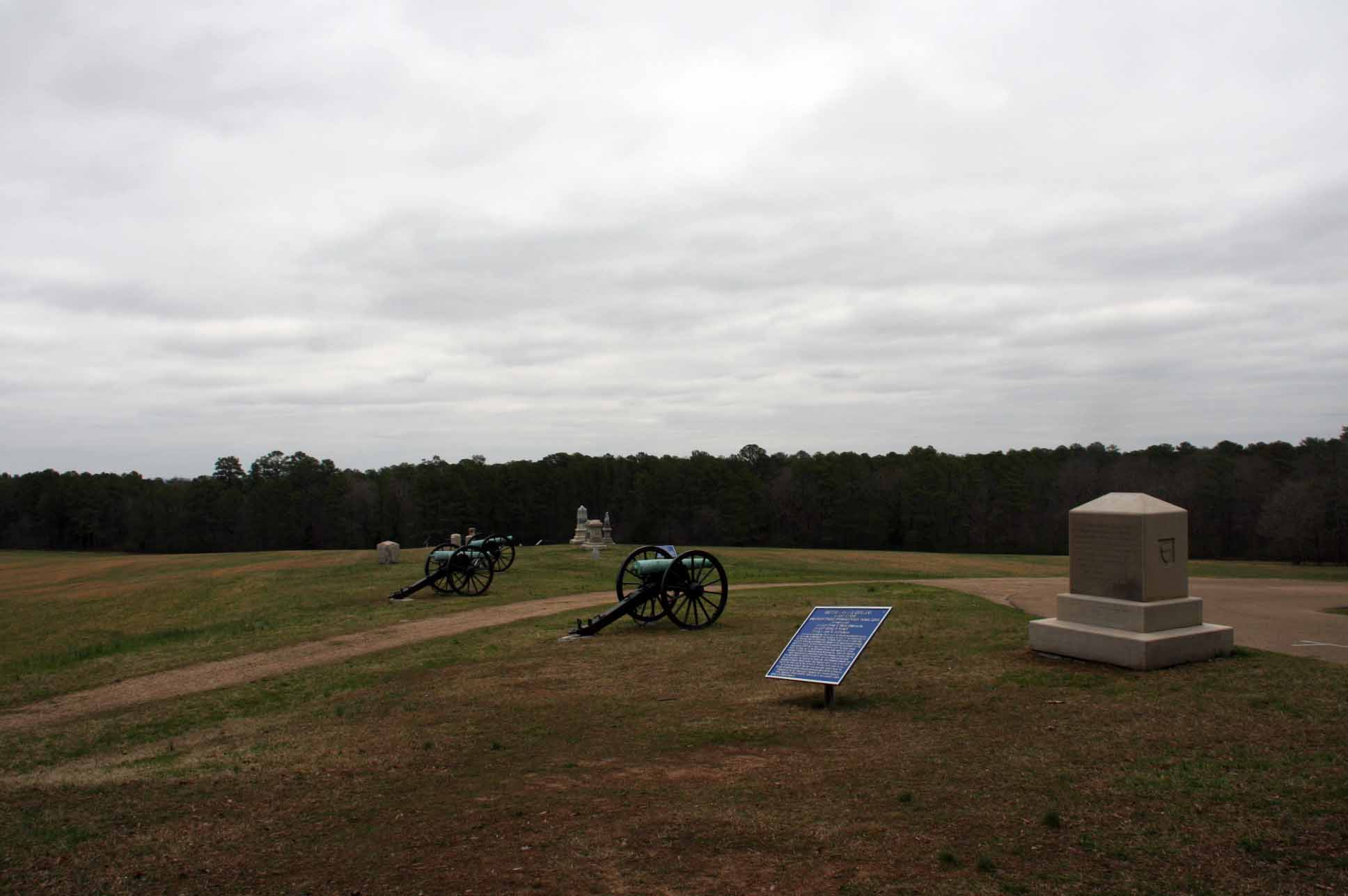 4th U.S. Artillery, Battery I, Tablet, click photo to enlarge.