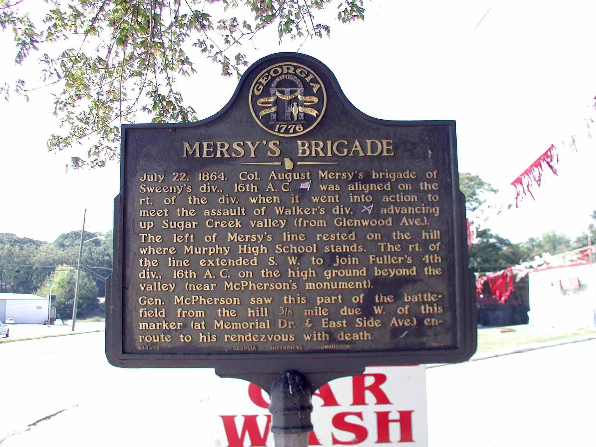 Mersy's Brigade, click photo to enlarge.